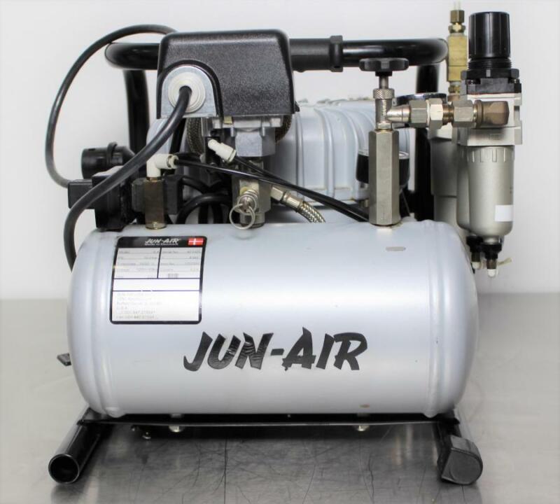 Jun-Air Compressor  6-4