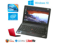 Could Deliver - Lenovo Red Gaming Laptop - Core i3 - Intel HD 3000 - 4Gb - Win10 - 250Gb