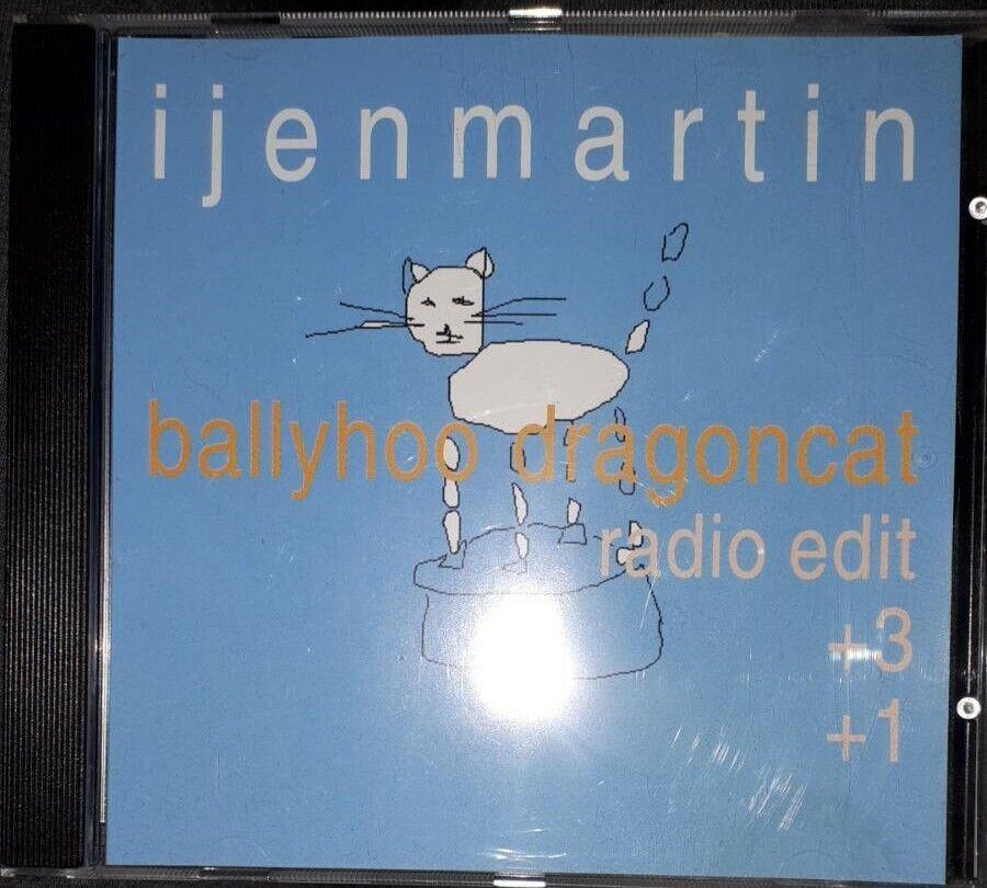 Ijen Martin CD in Unterreit