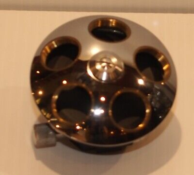 Leitz Wetzlar Ortholux I Microscope 5 Place Nosepiece W 1.25x W Optics