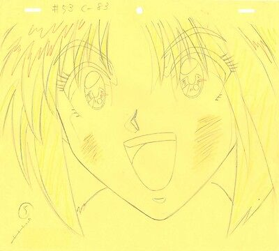 Anime Genga not Cel Kenshin #5