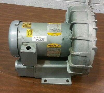 Gast Regenair Regenerative Blower Vacuum Loader Blower R5325a 2050sr