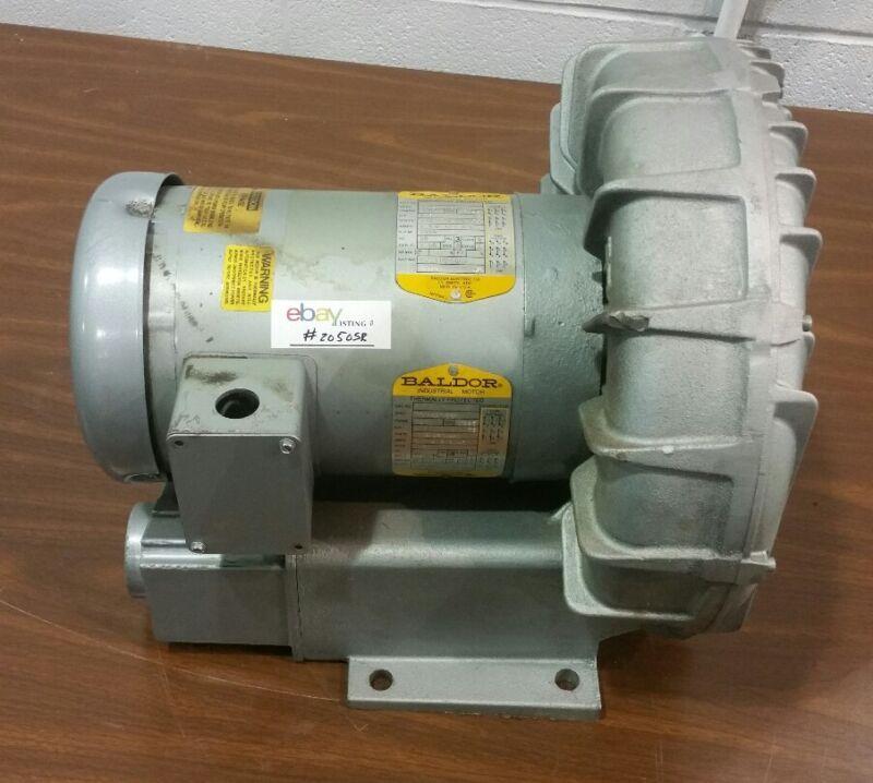 Gast Regenair Regenerative Blower Vacuum Loader Blower R5325A #2050SR