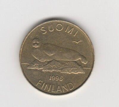 5 markka Finnland1996  (1994)