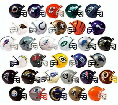 MINI NFL FOOTBALL HELMETS COLLECTIBLE COMPLETE SET OF ALL 32 TEAMS New All Teams