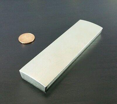 Large Neodymium Block Motor Magnet Rare Earth N40uh Ultra High Heat 4.25 X 1.25