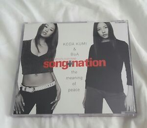 BoA and Kumi Koda JP single Meaning of Peace Jpop SongNation
