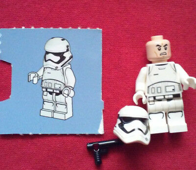 New LEGO FirstOrder Stormtrooper '17 Star Wars Xmas Advent Calendar 75184 Day 14