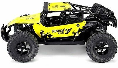 King Cheetah Turbo 20km/hr Remote Control RC Buggy Car 1:16 NEW Ironhide Killer