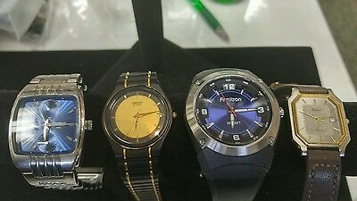 Lot of Four Working Wristwatches
