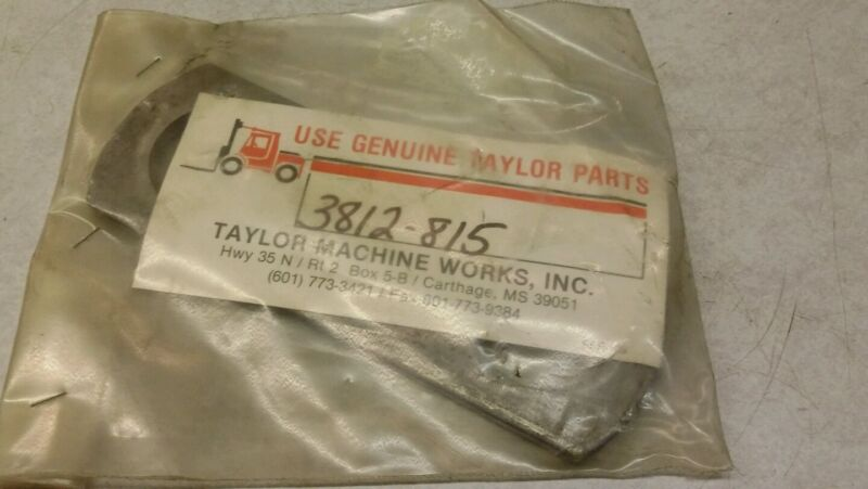 Taylor Forklift Strap Anchor Pin 3812-815 NEW