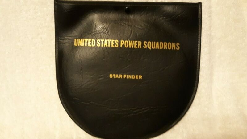 Vintage United States Power Squadrons Star Finder No 2102-D