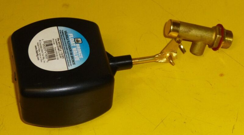 """Heavy Duty Leveler Auto Fill 3/8"""" Water Float Valve w/ 3"""" Arm for Pool Pond Spa"""