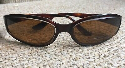 RX Bolle Coachwhip 10694 Sunglasses Shades Brown Tortoise Frame Made In (Coachwhip Sunglasses)