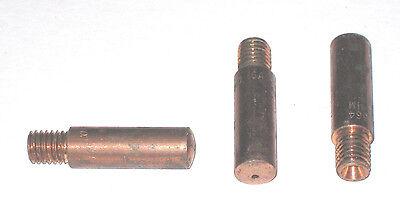 3pc Tweco 3 Mig Welder Gun Contact Tips 16as-364 Welding 1160-1113 Parts 1.2mm