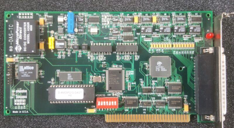 Measurement Computing/Computer Boards 8-Bit ISA Thermocouple Input Board DAS-TC