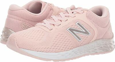 Girls New Balance Fresh Foam Arishi Sneakers Size 3.5 Youth Pink NEW!