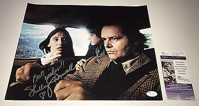 Shelley Duvall Signed The Shining 11X14 Photo Autograph Jsa Coa Rare