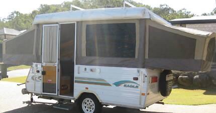 2003 Jayco Eagle campervan Rockhampton 4700 Rockhampton City Preview
