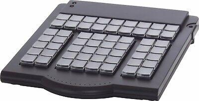 Expertkeys EK-58 Programmierbare USB Tastatur - 58 frei programmierbare Tasten
