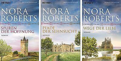 O'Dwyer, Nora Roberts, Spuren der Hoffnung, Pfade der Sehnsucht, Wege der Liebe