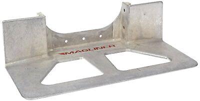 Magline 300205 Die Cast Magnesium Um Nose Plate With Recessed Heel 18 Width...