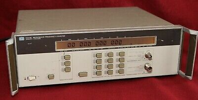 Agilenthp 5350b Microwave Frequency Counter