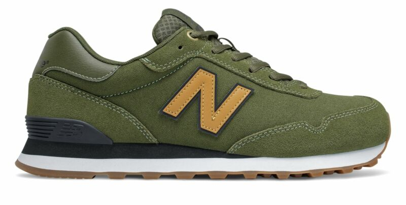 New Balance 515 Classic Mens Shoes Green