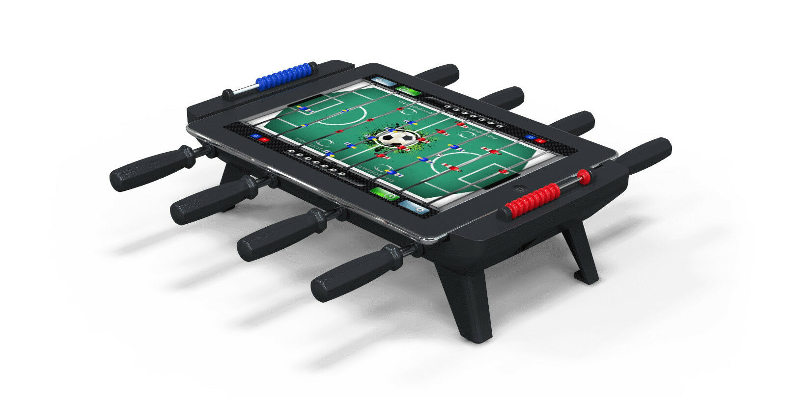 match 3 computer games - New Potato Classic Match Foosball Game Table for iPad 1, 2, 3