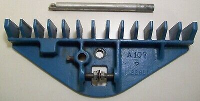 Challenge Machine Paper Cutter Size 193 Paper Slide Depth Guide Part Only.
