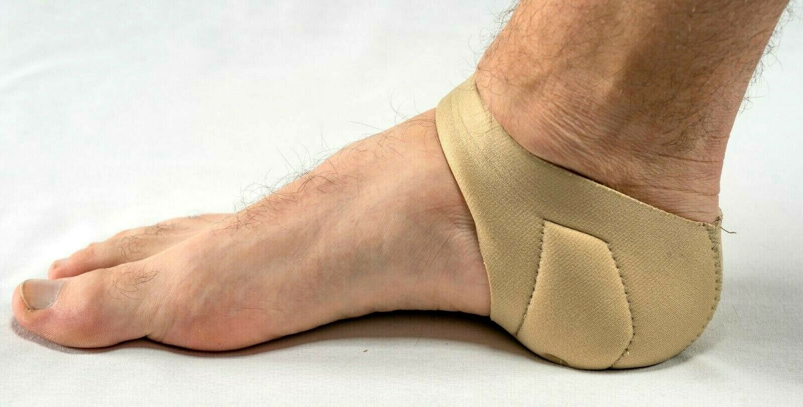 Heel Hugger and Stabilizer with Cooling Gel and Compression Therapy Relief SMALL Health & Beauty