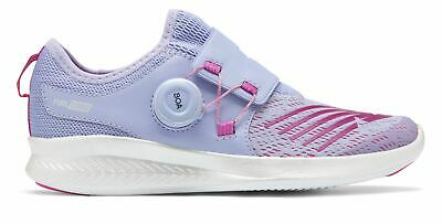 New Balance Kid's FuelCore Reveal Big Kids Female Shoes Purple with Pink