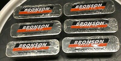 Bronson Speed Co. G3 Next Generation Skateboard Bearings! Free Shipping!