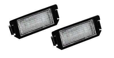 2x TOP LED SMD Kennzeichenbeleuchtung  Hyundai Kia (104)