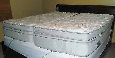 Sleep Number I8 Innovation Series Bed Pillow Top Cover Mattress Split King Set