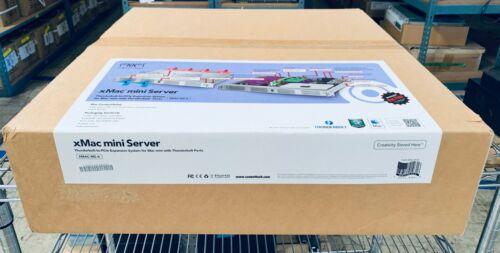 Sonnet XMAC-MS-A mini Server PCIe 2.0 Exp System/1U RM enclosure for Mac mini