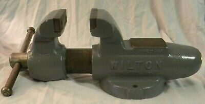 Vintage Wilton Bullet Bench Vise - 4 Jaw - Excellent - Made In Usa