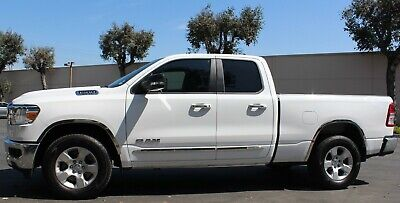FTDO259 2019 Dodge Ram 1500 POLISHED Stainless Steel Fender Trim(w/o OEM flares)