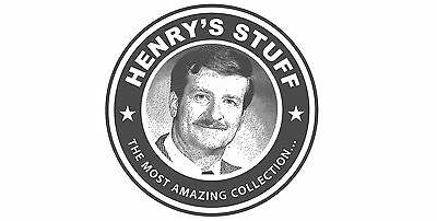 Henry's Stuff