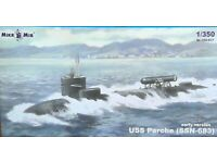 Blue Submarine No 6 Fleet Collection SVS-5-3980 Figure Model by Tsukuda Hobby