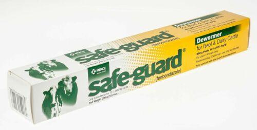 NEW - Safe-Guard Cattle Dewormer Paste, 290 g