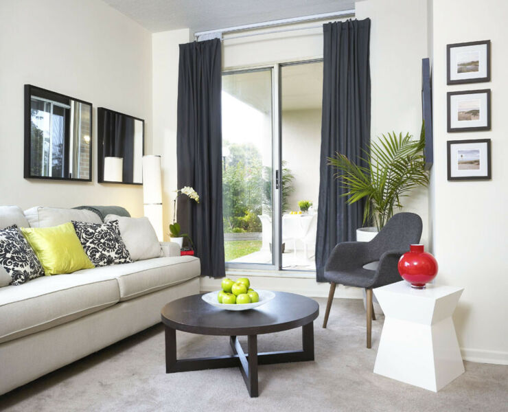 Spacious Two Bedroom Apartments for rent in North York ...