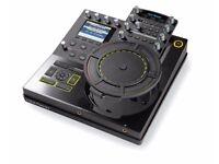 nextbeat x1000 dj console mp3 player deck mixer