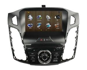 Ford Focus 2012 In Dash GPS DVD CD Navigation Aftermarket android Radio