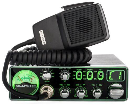 Stryker 447 10 Meter Ham Radio -- aint a CB