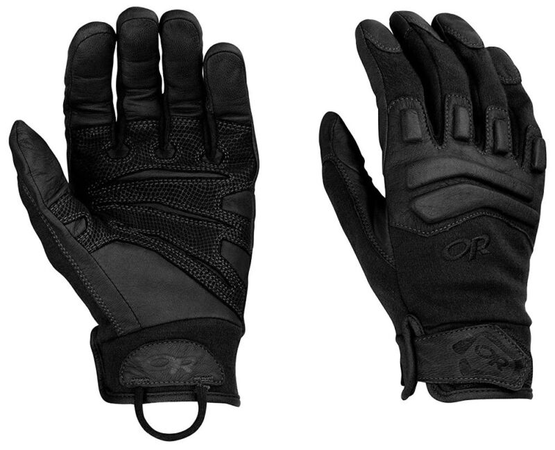 Outdoor Research Firemark Gloves Black Medium