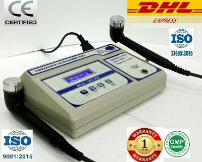 Ultrasound Therapy 13 Mhz Pain Relief Management Home Use Physical Therapy Unit