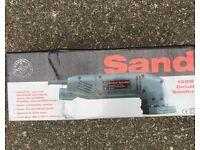 Performance power precision sander