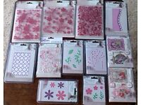 Crafters Companion - Sara Davies - Floral Delight - Inc Dies & Embossing Folders