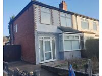 3 Bed Semi Detached House for Rent in Crumpsall, M8